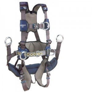 ExoFit NEX Tower Climbing Harnesses